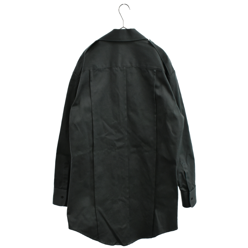 LOOK 26 OVERSIZED 2POCKETS SHIRTS オーバーサイズシャツジャケット