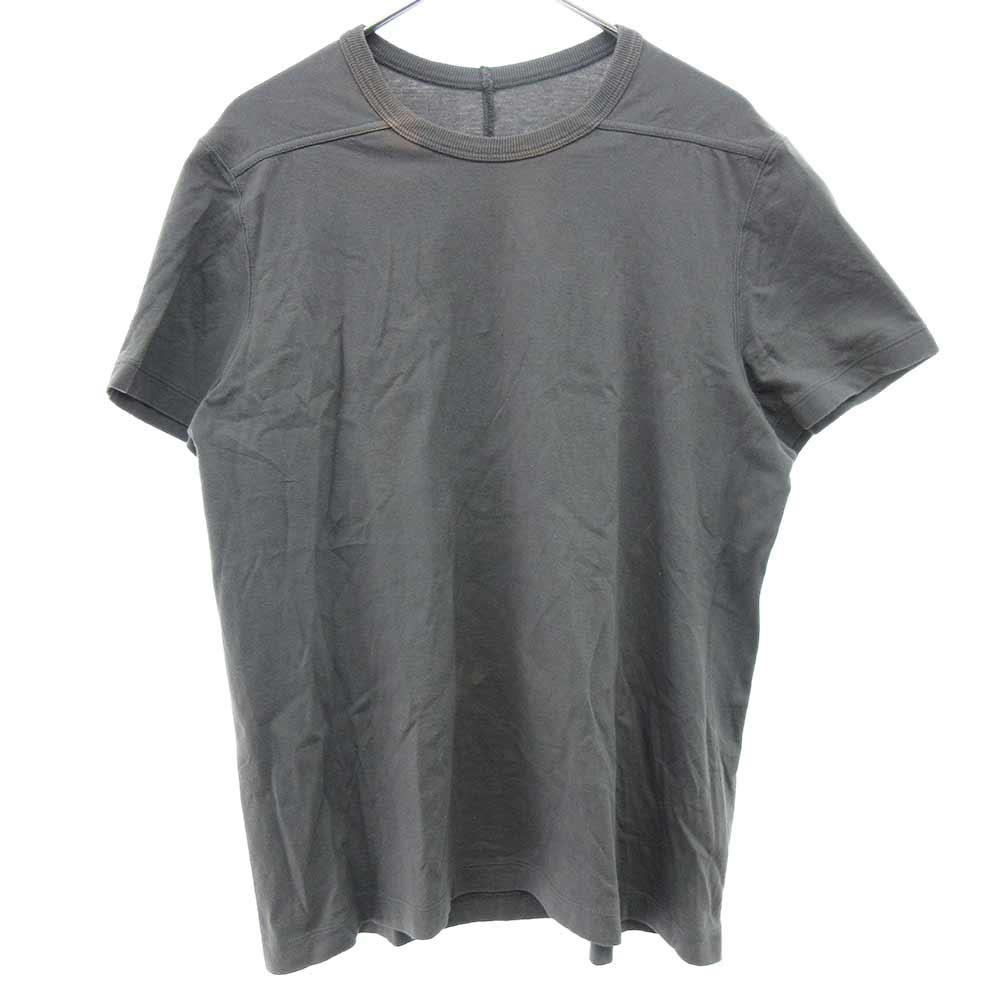 ブリーチ加工ショートスリーブカットソー 半袖Tシャツ