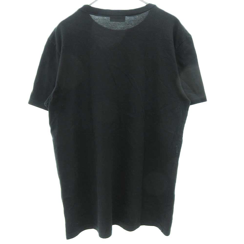 フロントロゴプリント 半袖Tシャツ