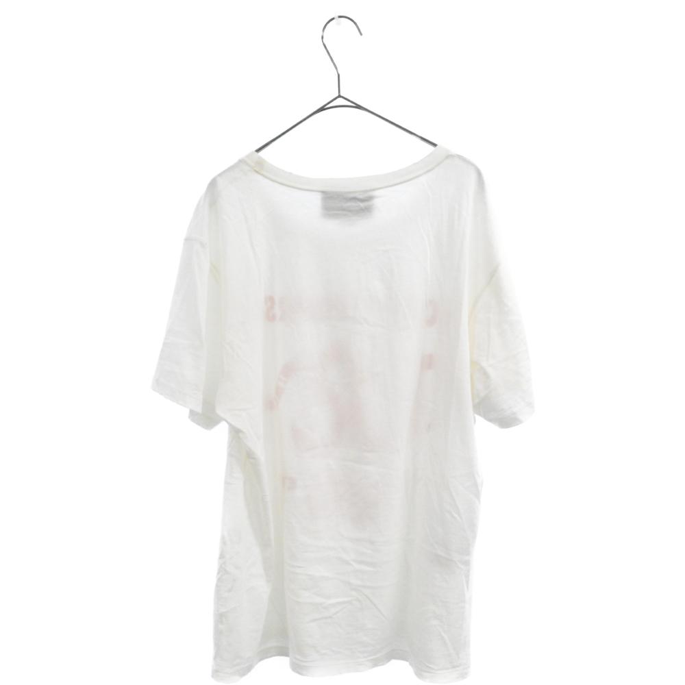 スネークプリント半袖Tシャツ