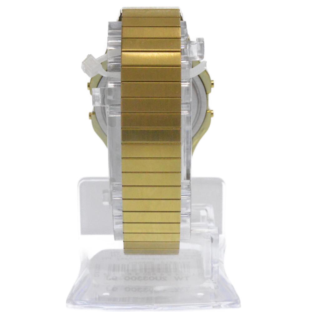 TIMEX Digital Watch メタリックデジタルクオーツ 腕時計