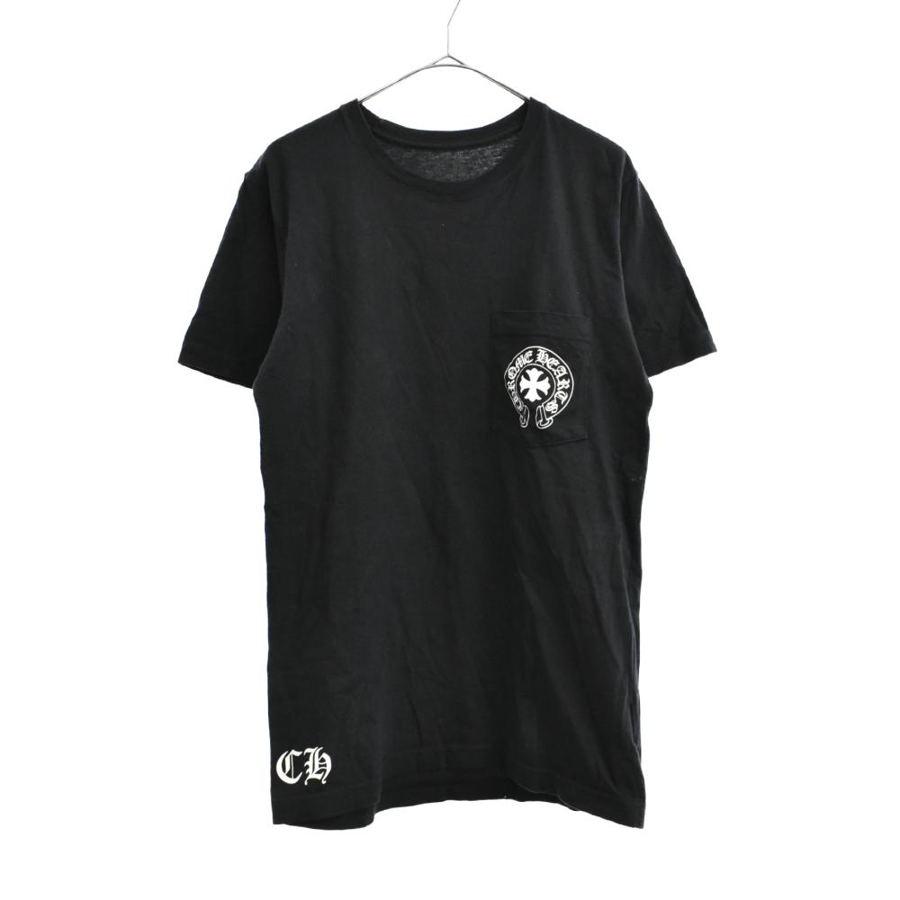 TOKYOプリントCHプラスポケット半袖Tシャツ