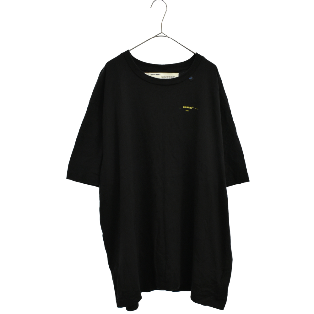 ACRYLIC ARROWS S/S OVER Tee バックアロープリント半袖Tシャツ