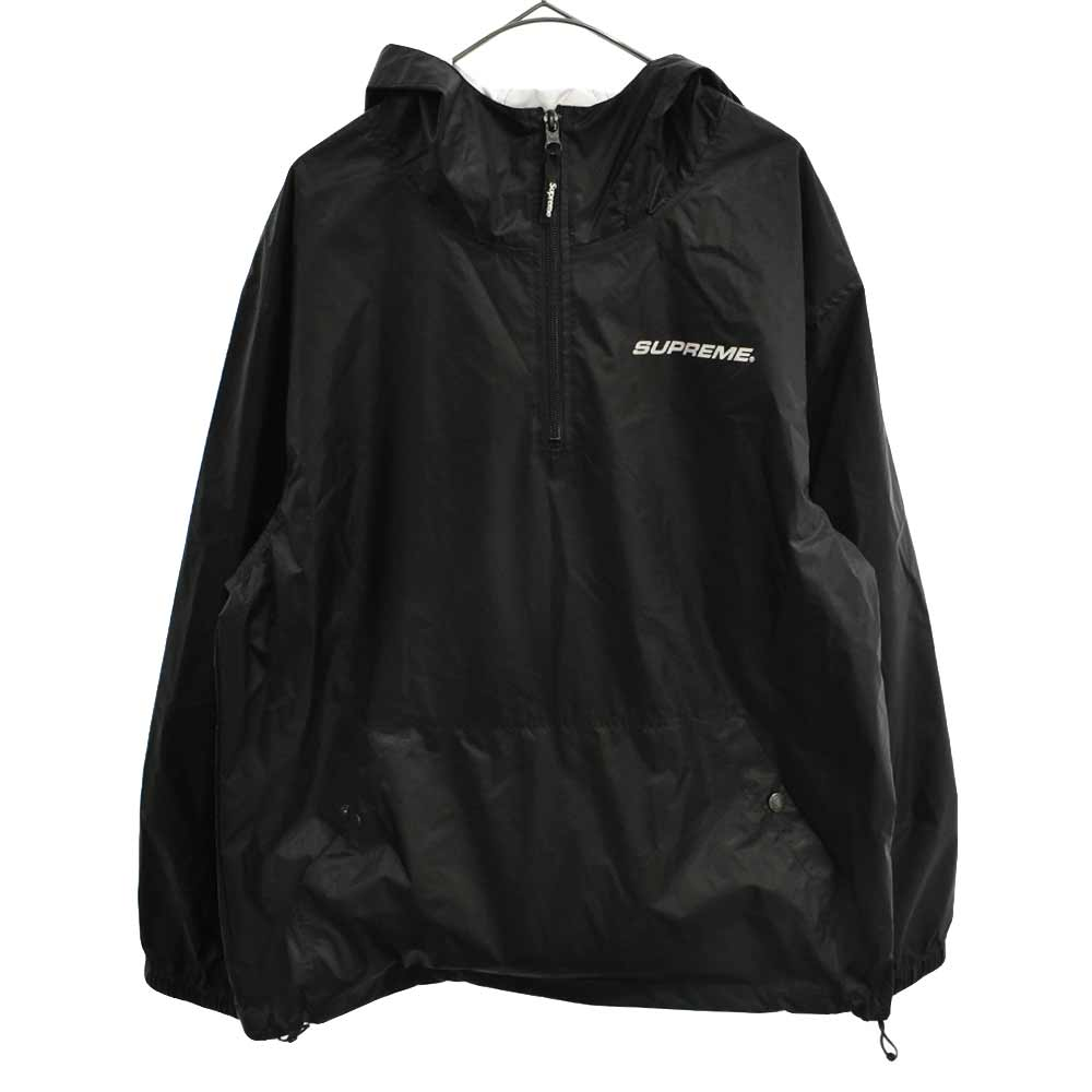 Packable Ripstop Pullover リップストップ プルオーバー ナイロン ジャケット