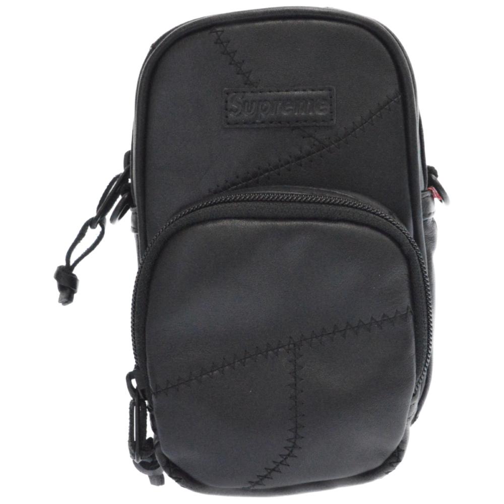 Patchwork Leather Small Shoulder Bag パッチワークレザー スモールショルダーバッグ