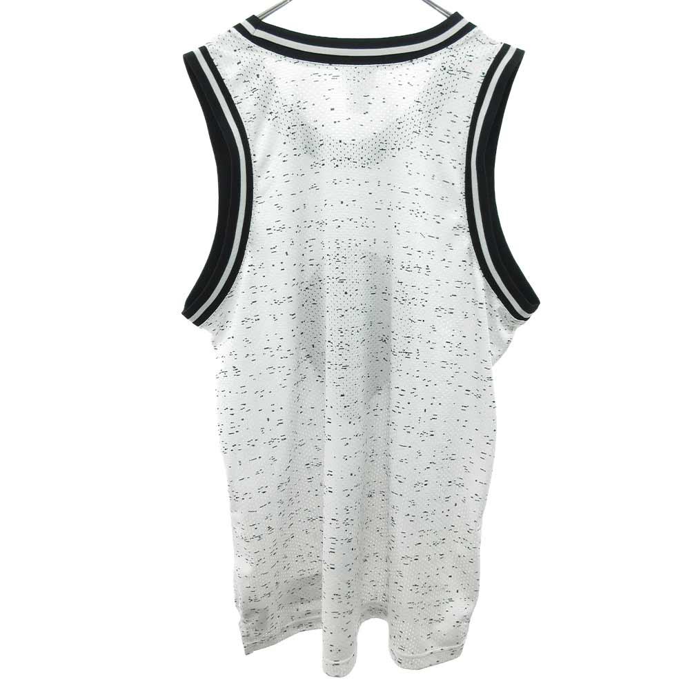 ×PIGALLE ピガール フロントプリント タンクトップ バスケットボールシャツ