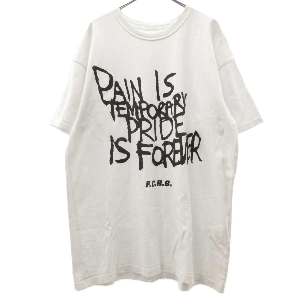 GRAFFITI MESSAGE TEE グラフィックメッセージプリント半袖Tシャツ