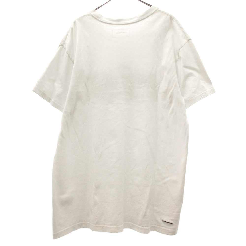 BIG LOGO TEE ビックロゴプリント半袖Tシャツ