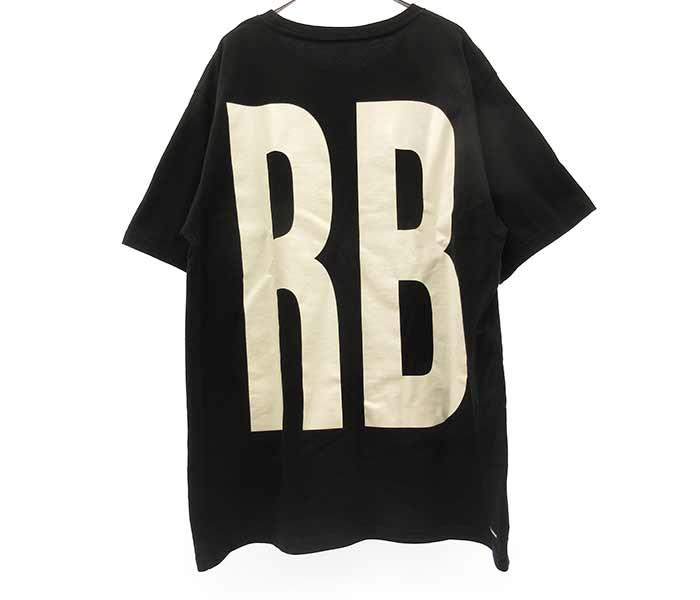 BILLBOARD TEE ビルボードビックロゴプリント半袖Tシャツ