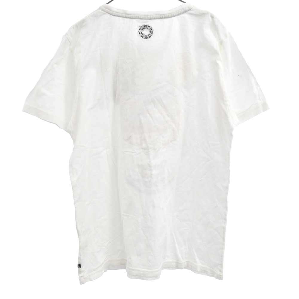 Campbell-T キャンベル缶プリント半袖Tシャツ