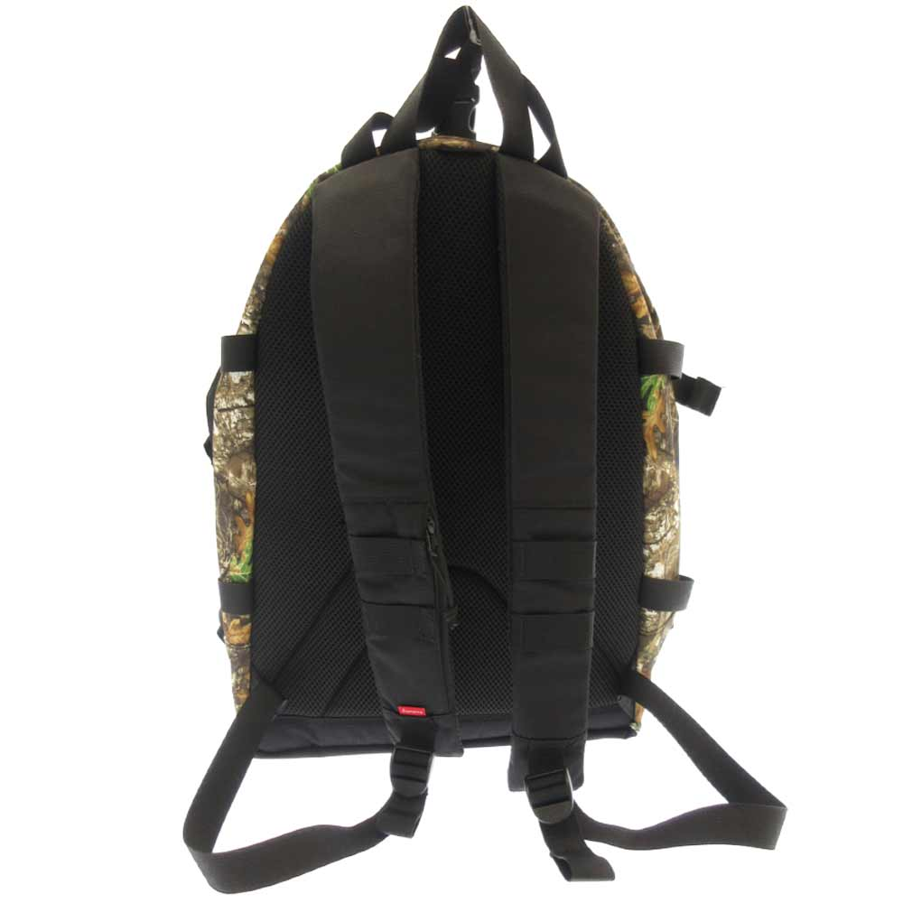 Backpack Real Tree Camo リアルツリーカモ柄バックパック