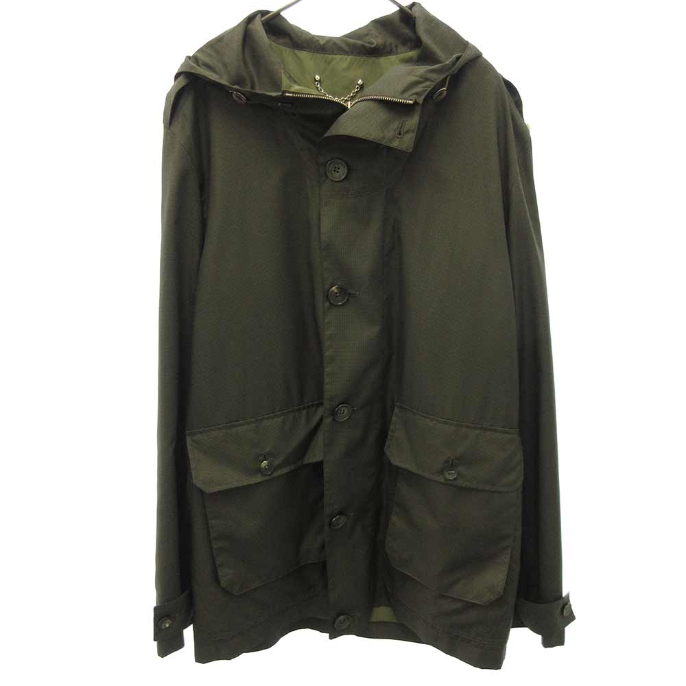 RM102M MRBS01PHR ナイロンコーチジャケット