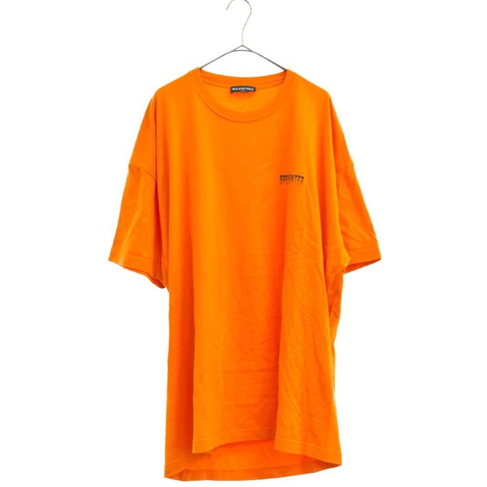 スピードハンタープリント半袖Tシャツ