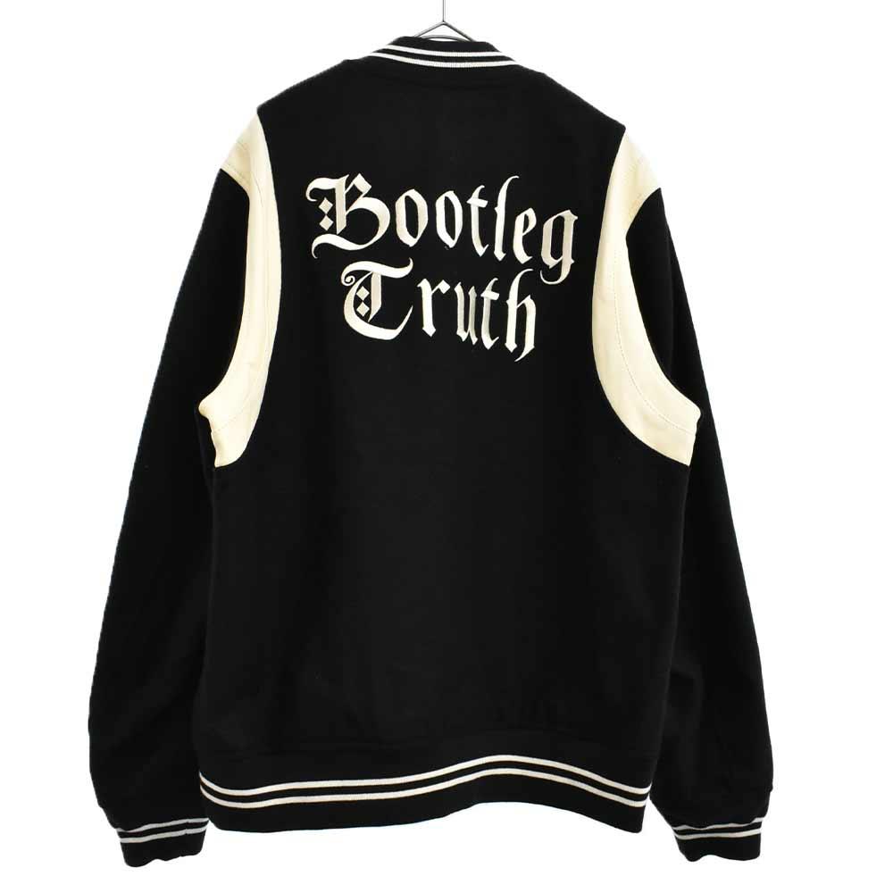 Bootleg Truth メルトン スタジャン  ジャケット
