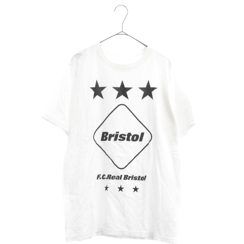 EMBLEM TEE エンブレムデザイン プリント半袖Tシャツ