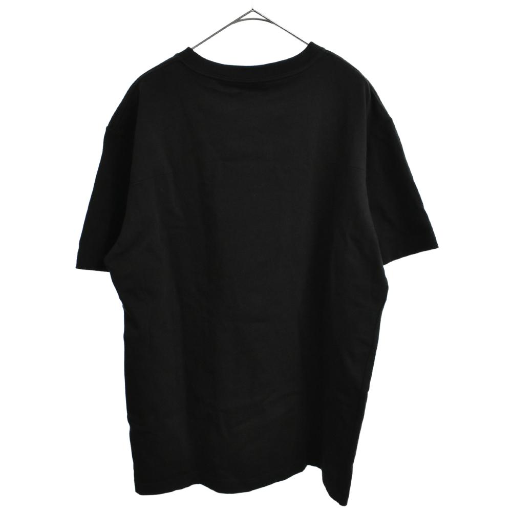 × SORAYAMA 空山基 セクシーロボサクラデザインプリント半袖Tシャツ