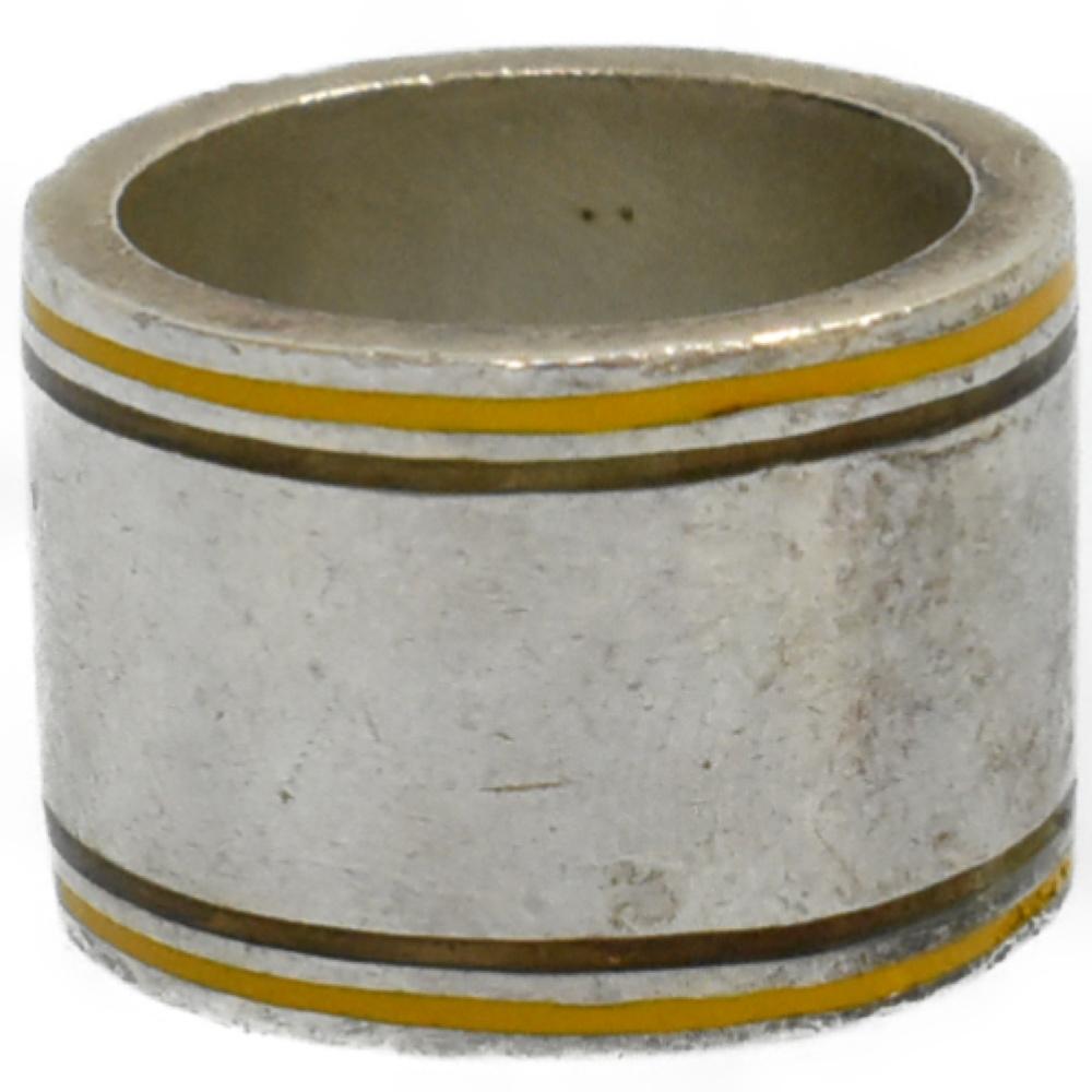 オマージュロゴリング シルバー 指輪