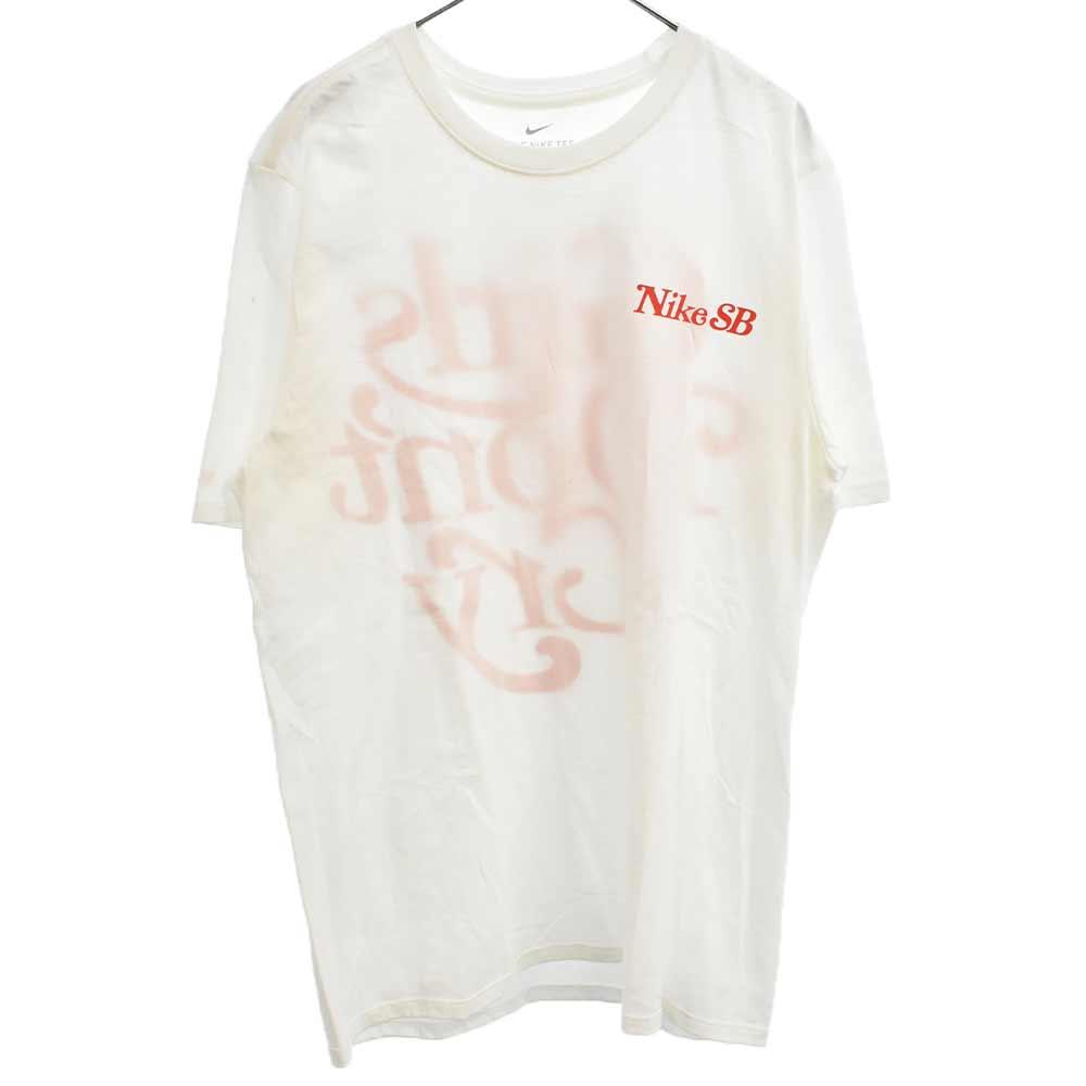 ×Girls Don't Cry ナイキ エスビー GDCバックロゴプリント半袖Tシャツ