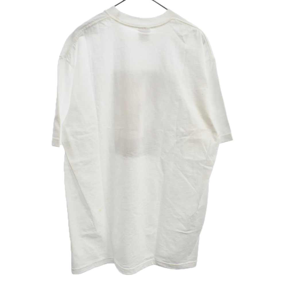 Nan as a dominatrix Tee  ナン・ゴールディン フォトプリントクルーネック半袖Tシャツ