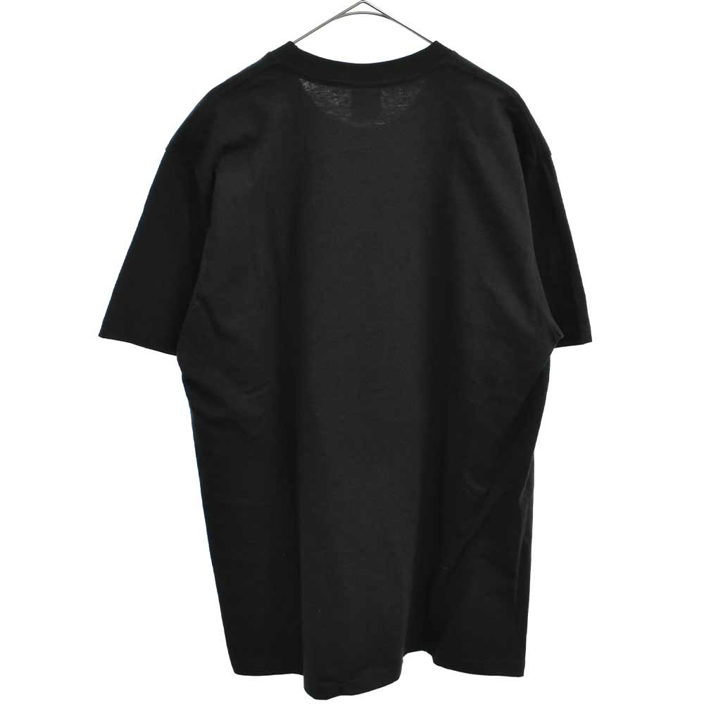 ×Nan Goldin Misty and Jimmy Paulette Tee ナン・ゴールディン ミスティ&ジミー ポーレット クルーネック半袖Tシャツ