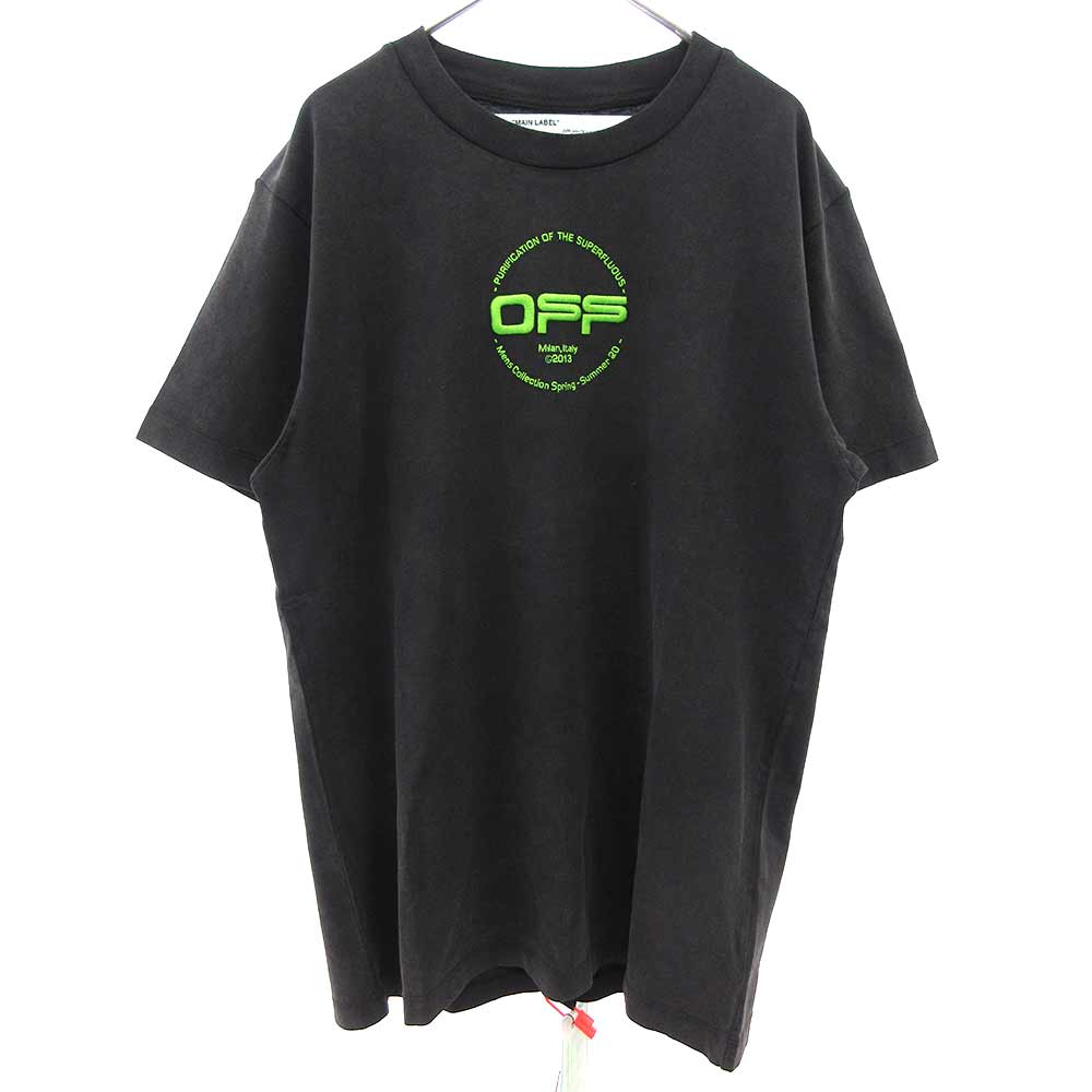 HAND LOGO S/S SLIM TEE  ハンドロゴ 半袖Tシャツ