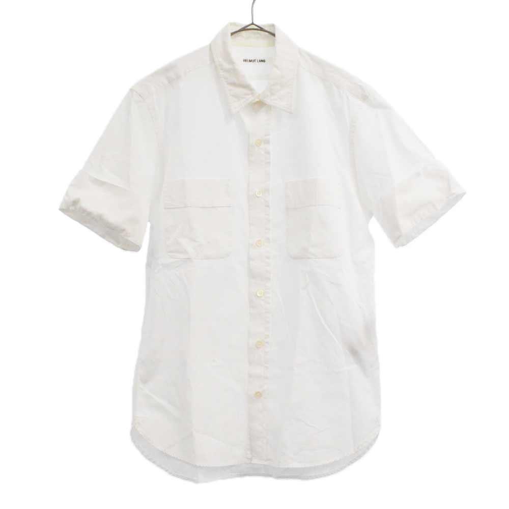 スリーブロールアップ半袖シャツ