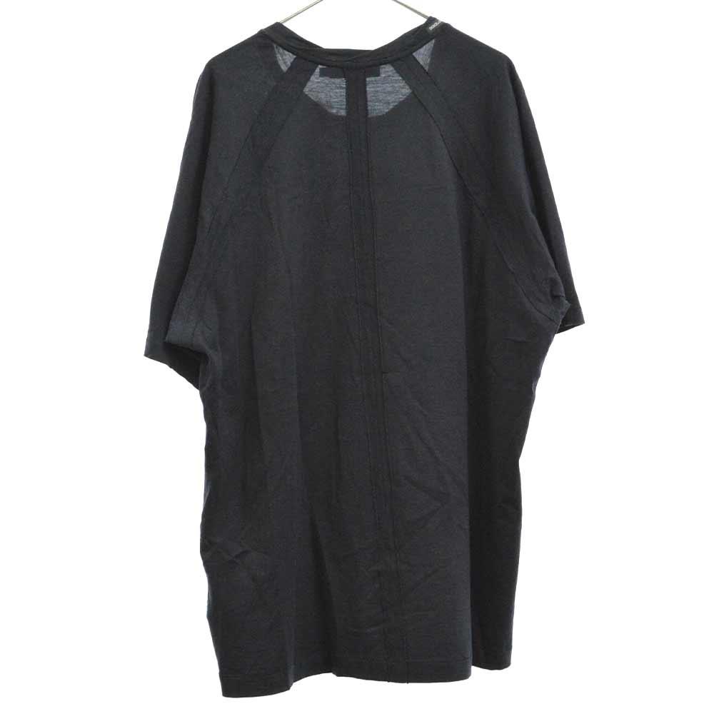 タイガーパッチ半袖Tシャツ