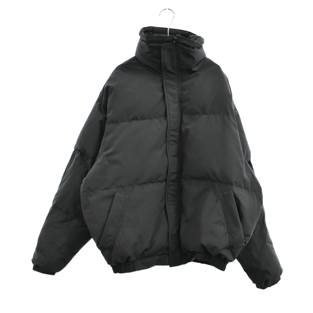 PUFFER JACKET オーバーサイズ中綿入りジャケット