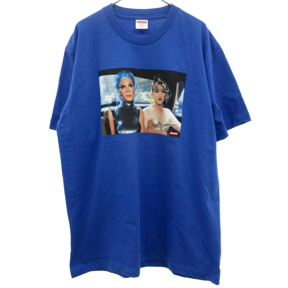 x Nan Goldin Misty and Jimmy Paulette Tee ナン・ゴールディン プリント半袖Tシャツ