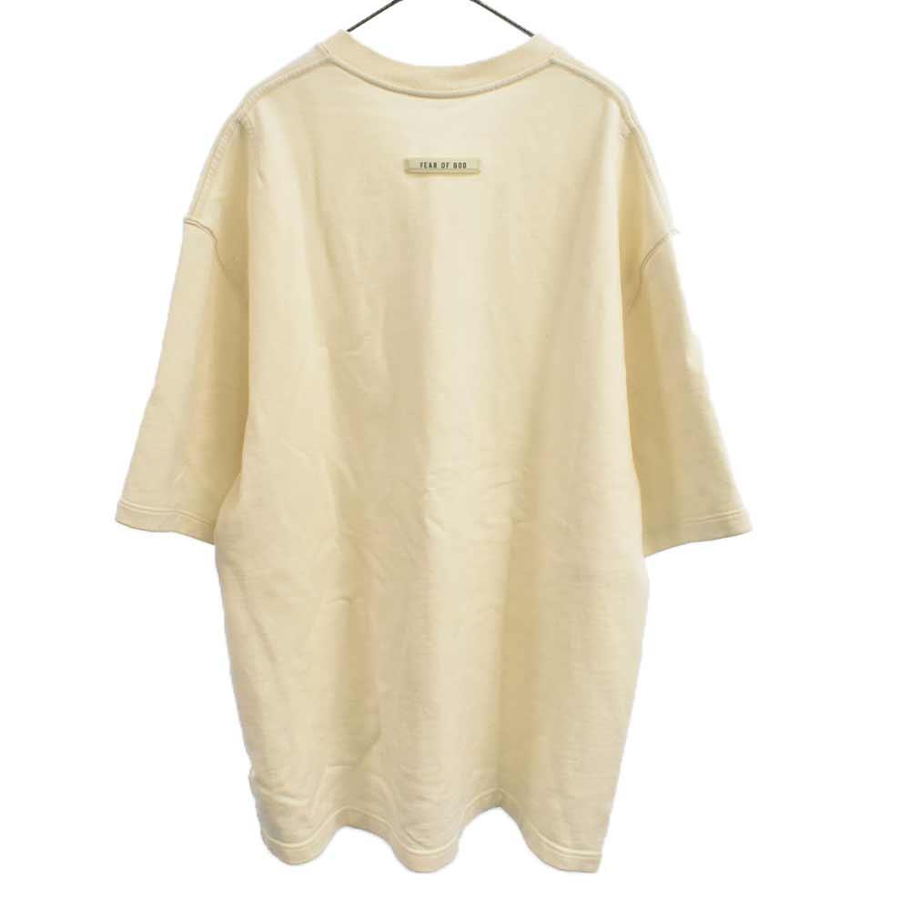 SIXTH COLLECTION Half Zip S/S Sweatshirts ハーフジップ半袖スウェットトレーナー