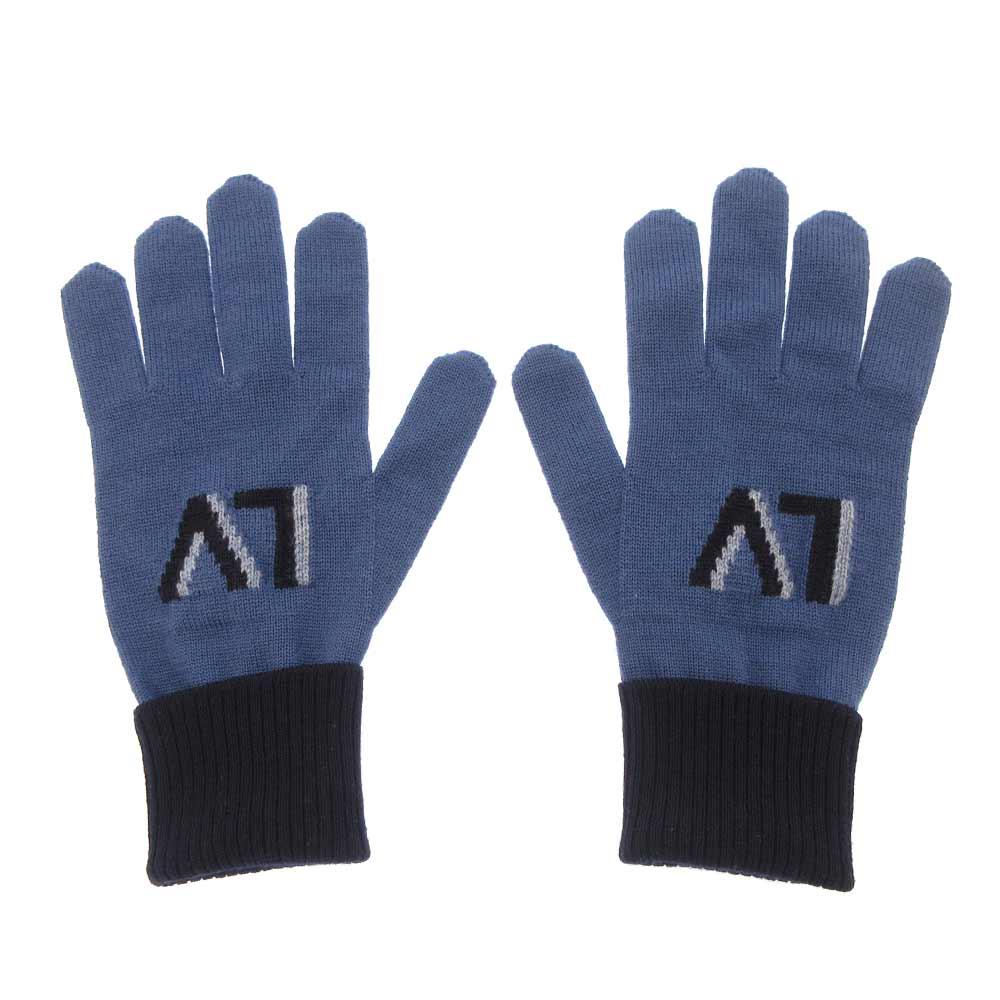 LVリーグモチーフ ウールグローブ 手袋