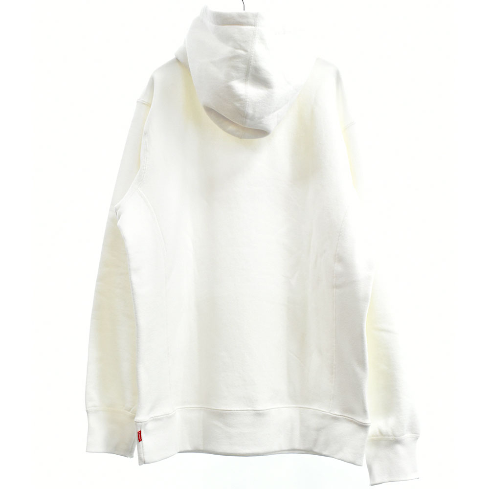 ×COMME des GARCONS SHIRT Box Logo Hooded Sweatshirt