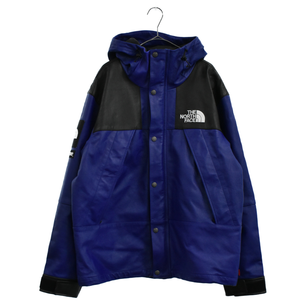 ×THE NORTH FACE ザノースフェイス  Leather Mountain Parka