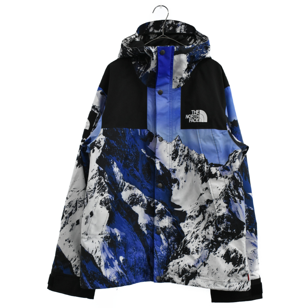 ×THE NORTH FACE ノースフェイス MOUNTAIN PARKA  マウンテンパーカー 雪山