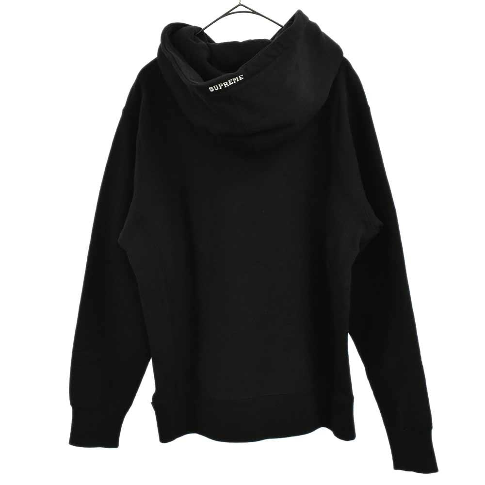 Tonal Slogo Hooded Sweatshirt Sロゴスウェットプルオーバーパーカー