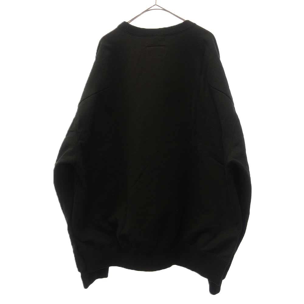 HORROW EMBROIDERY SWEAT SHIRT ホラーエンブロイダリー スウェットシャツ