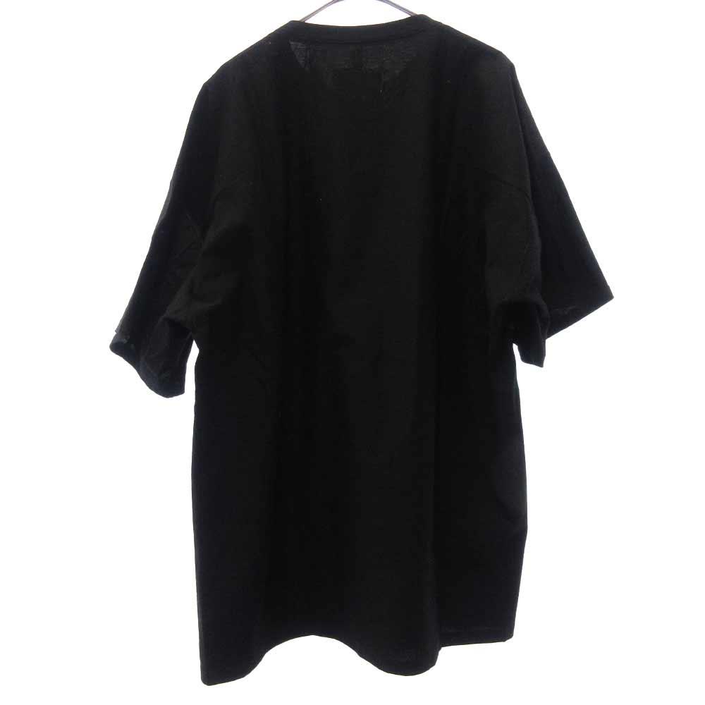 DISGUISE EMBROIDERY T-SHIRT エンブロイダリー半袖Tシャツ 1