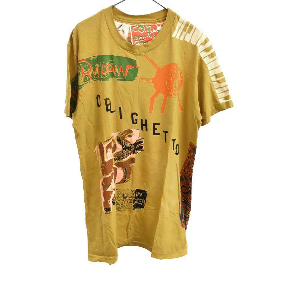 TRADING MUSEUM グラフィックプリント半袖Tシャツ