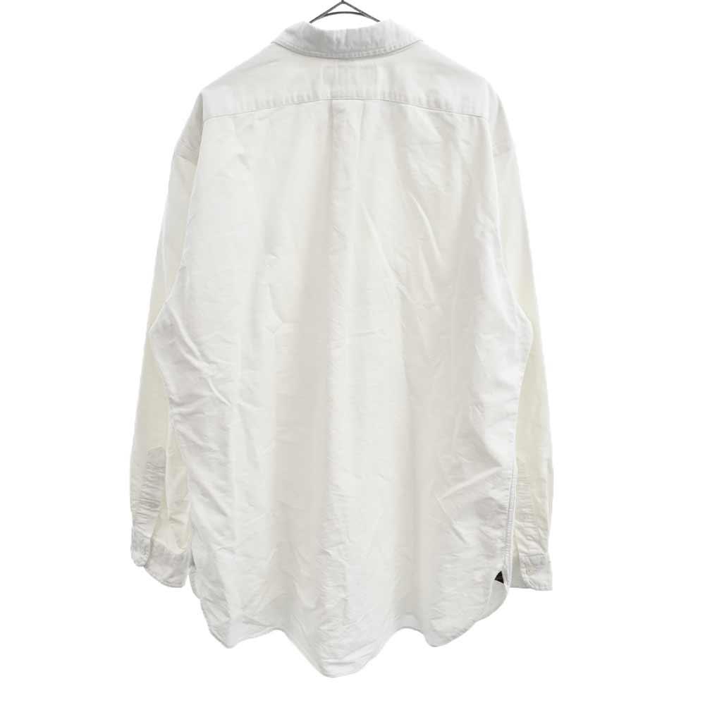 CLASSIC FIT カラーポニー刺繍ボタンダウン長袖シャツ