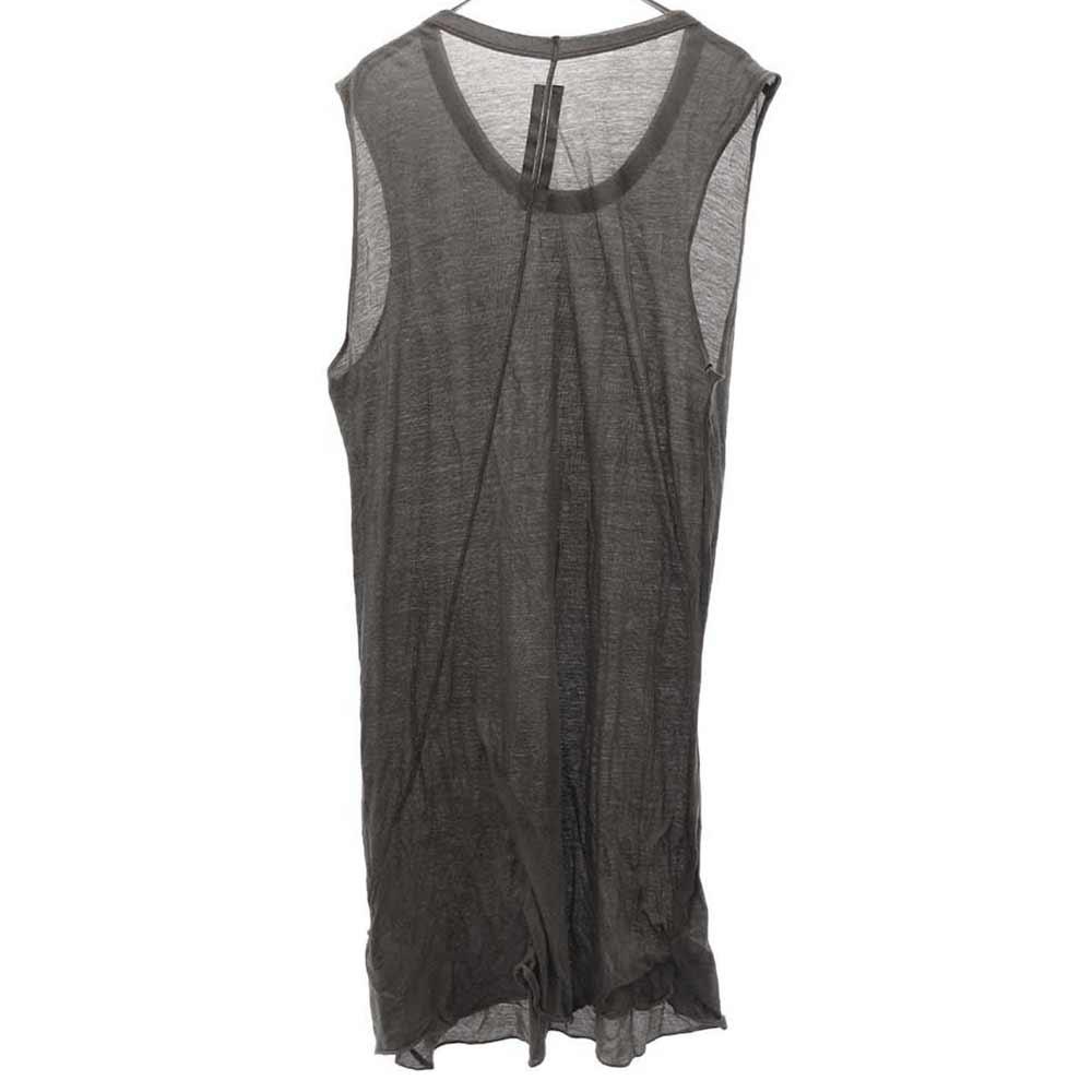 Long SleeveleSS T-Shirt  ロング切り替えタンクトップ