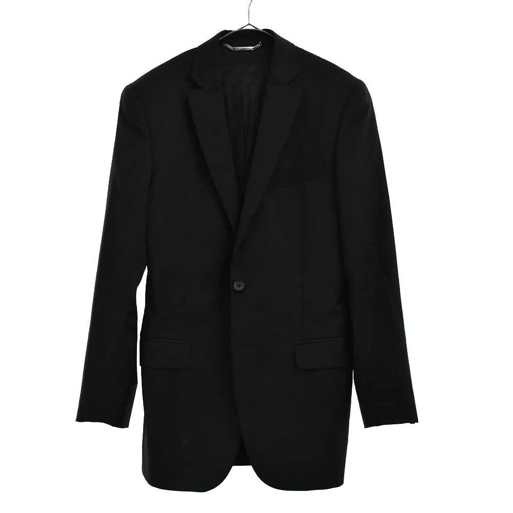 ウールセットアップスーツ テーラードジャケット スラックスパンツ
