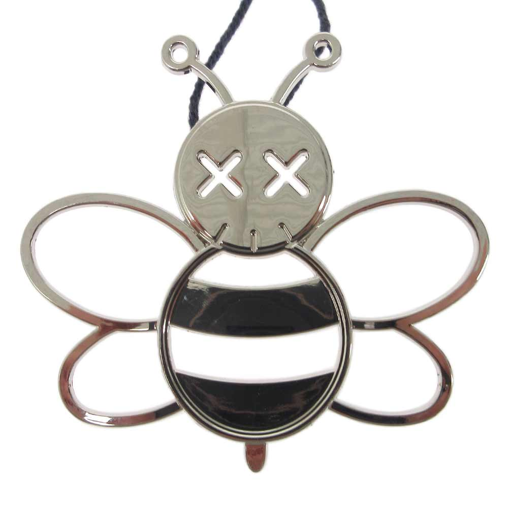 ×KAWS Bee Charm チャーム キーホルダー