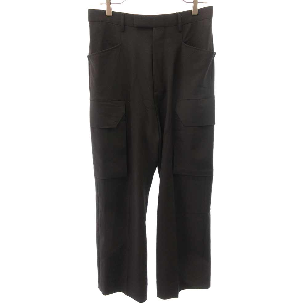 Tailored Cargo Trousers テーラードカーゴトラウザーズ