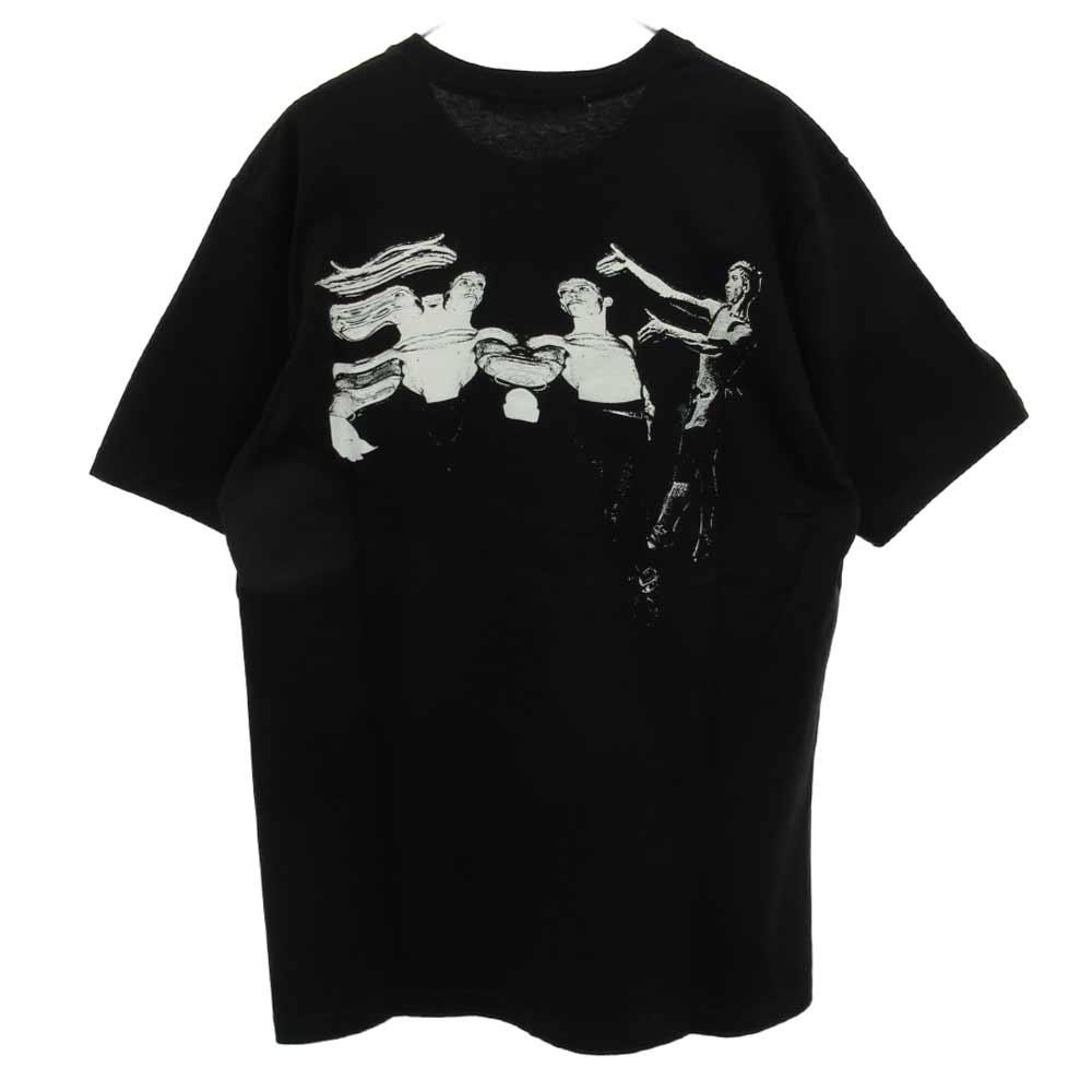 VLADS プリント半袖Tシャツ