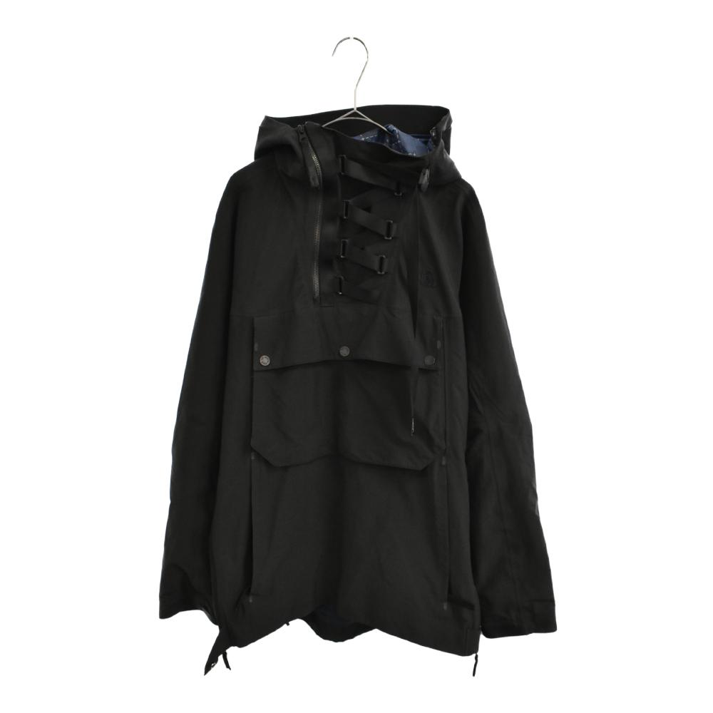 Shelter Mountain Jacket シェルターマウンテンプルオーバージャケット アノラックジャケット