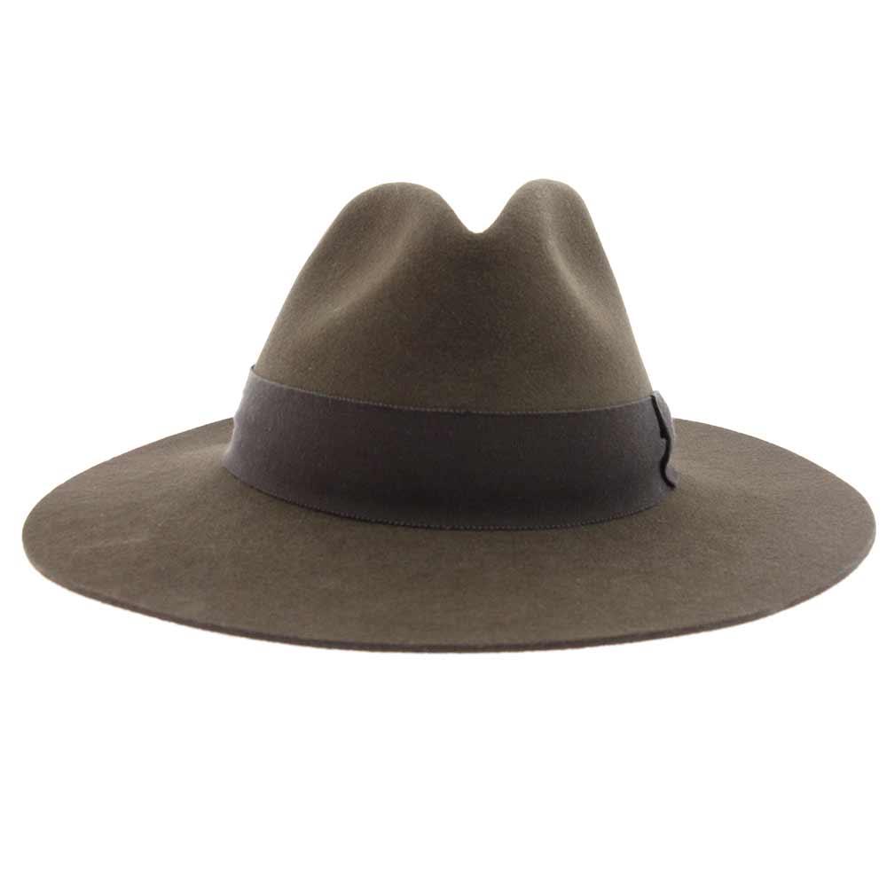 ウール フェルトハット 帽子