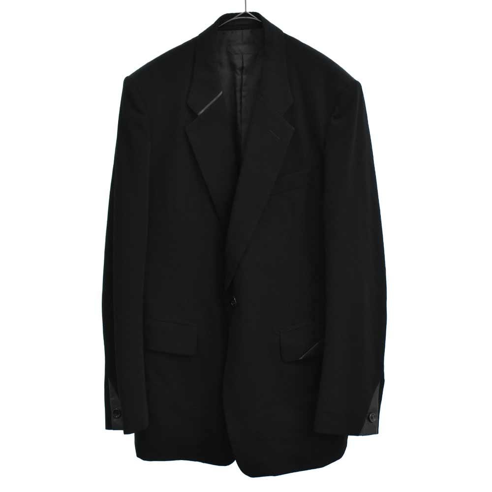 1Bウールテーラードジャケット