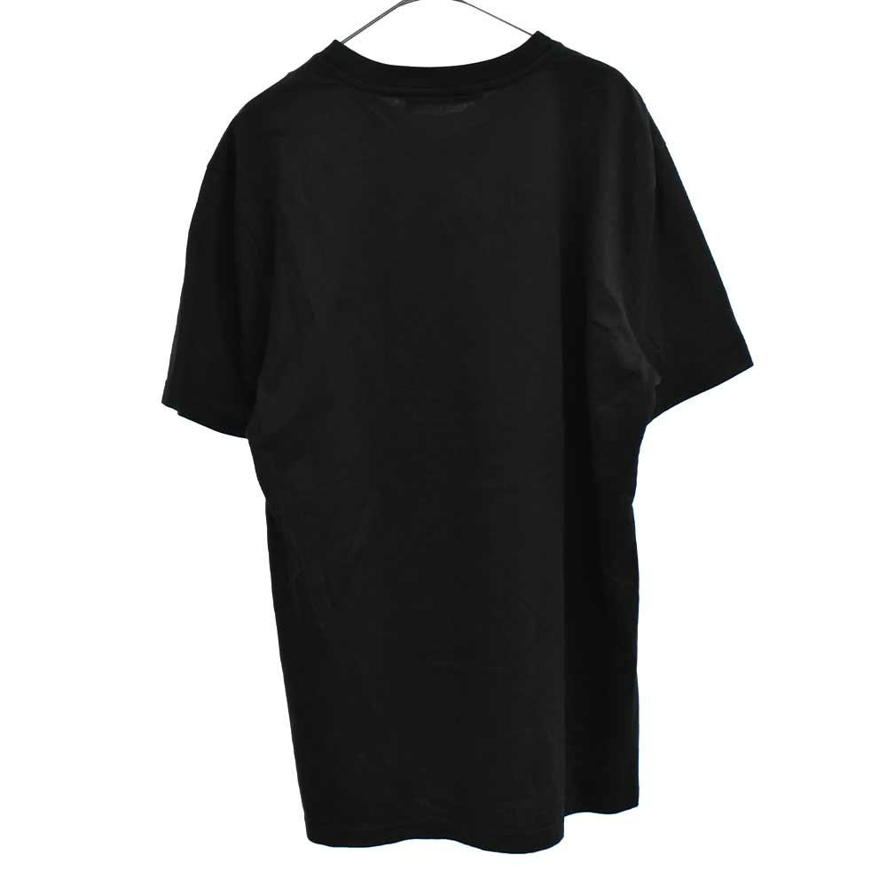 SLIMFIT スリムフィット ヴィンテージロゴクルーネック半袖Tシャツ