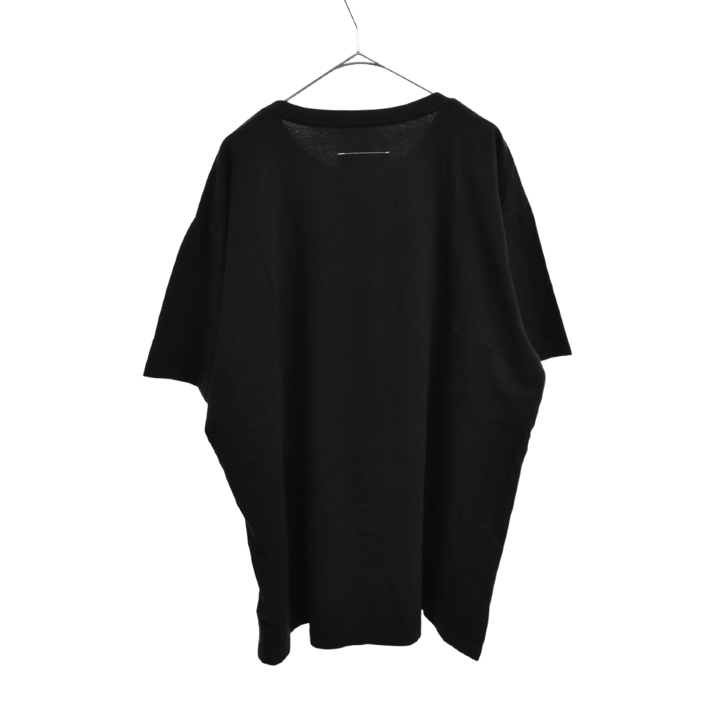 BEST OF MARGIELA SIX TEE ベストオブマルジェラ ロゴプリント半袖クルーネックTシャツ