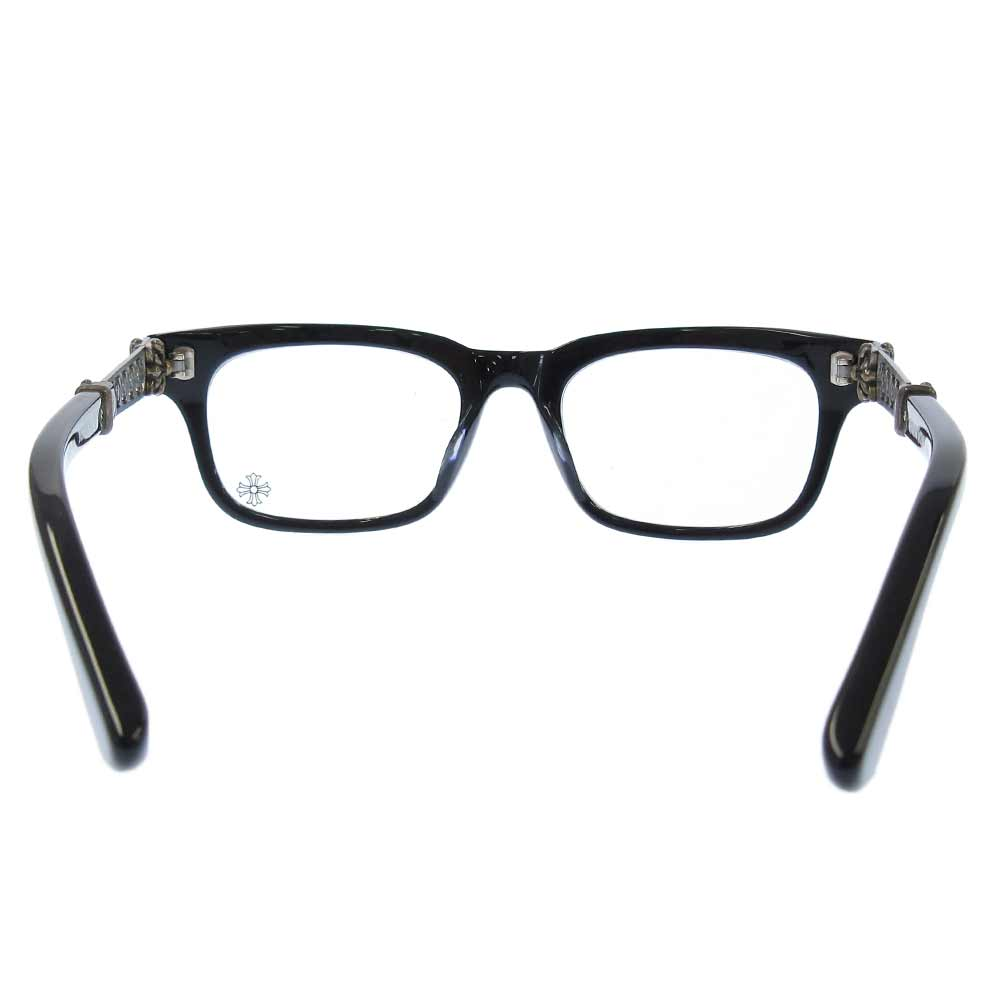 INSTABONE CHプラステンプルブリッジメタル眼鏡 メガネ